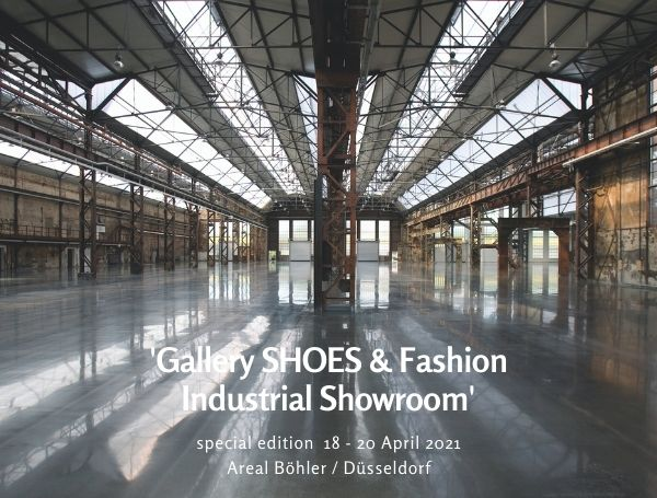 Introimage : Special edition 'Gallery SHOES & Fashion Industrial Showroom'